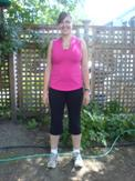 Nancy After - 11 lbs. lost in 7 weeks!