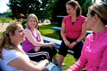 Mom-Preneurs Networking At the Park