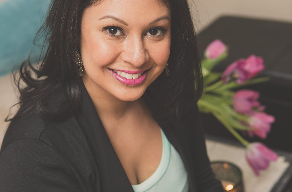 CareerFit Mom Podcast Ep22: Spiritual Life Coaching with Minerva Maharajh