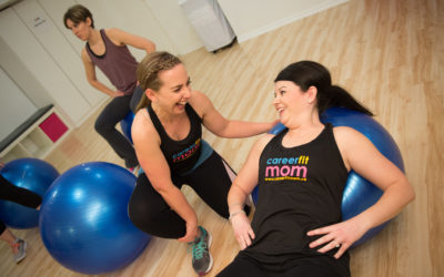 CareerFit Mom Podcast Ep41: Planning for Fitness