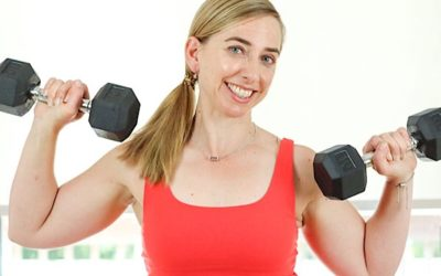 CareerFit Mom Podcast Ep47: Use Mantras to Power Up Your Fitness & Life